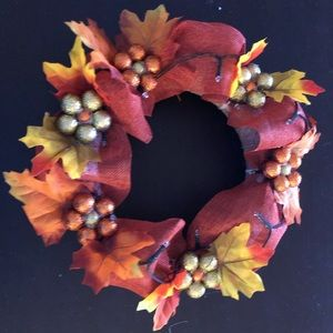 Hand made Thanksgiving Ornament